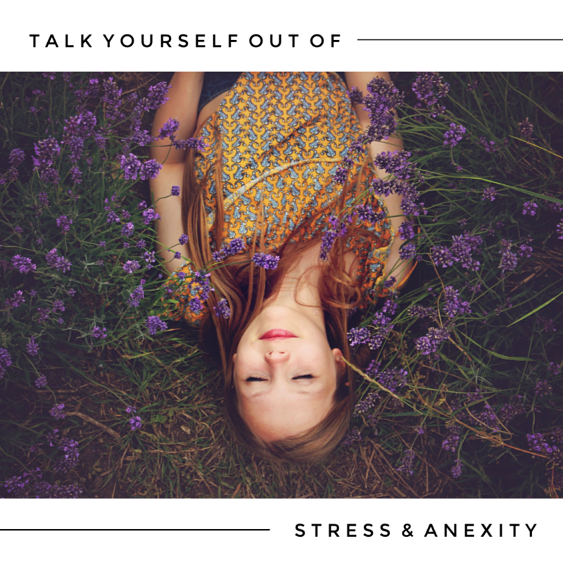 MedsBiotech: Talk Yourself out of Stress and Anxiety