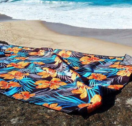 The Perfect Beach Towel for Kids