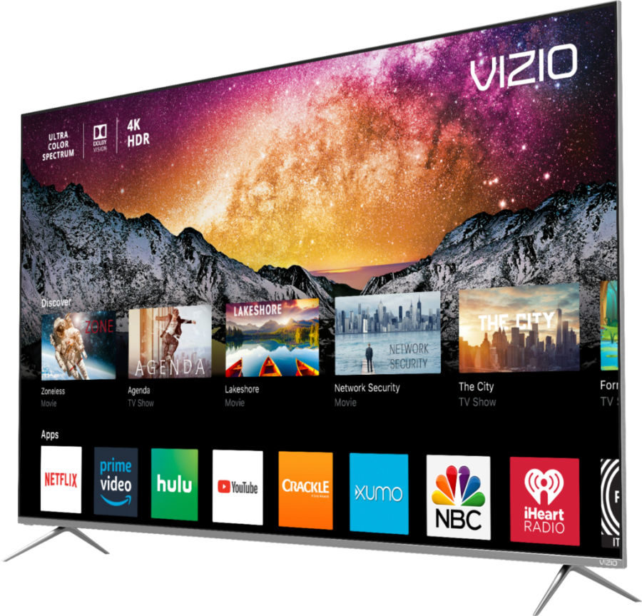 Bringing In The Holidays with Best Buy and VIZIO