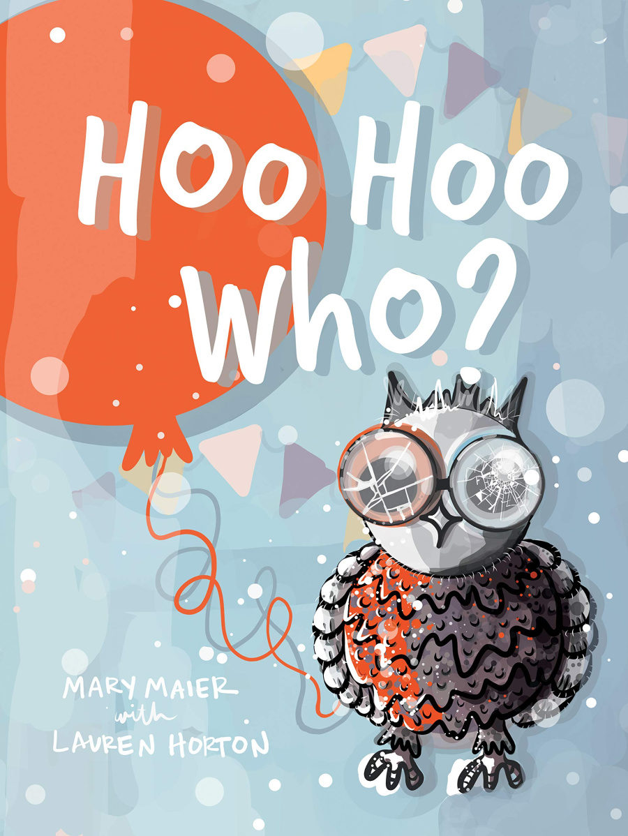 HOO HOO WHO? by Mary Maier Teaches WHO WHAT WHERE + Downloadable Flashcards