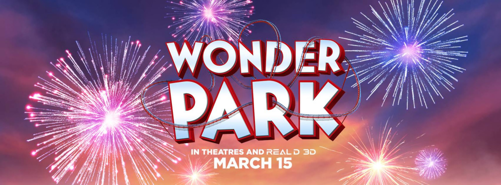 Wonder Park Brings Us Back to A World Full of Childhood Dreams #WonderPark