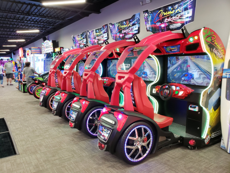 Bigfoot Fun Park is a Must See in Branson, MO - Arcade