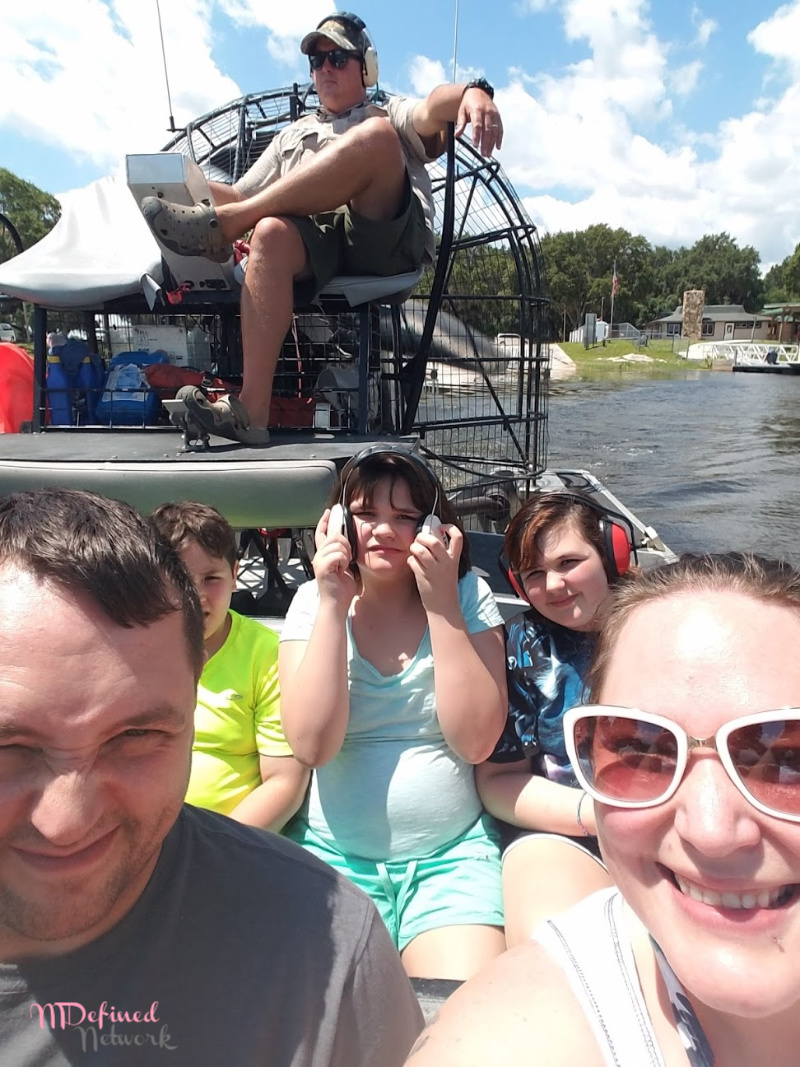 Non Amusement Park Adventures In Orlando - Gatorland