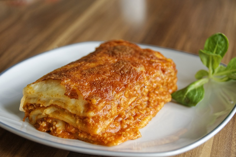 Simple Friday Night Meal Ideas - Lasagna