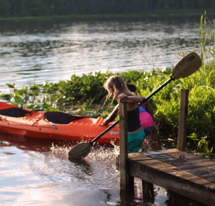 Top Places for Family Kayaking in the U.S.