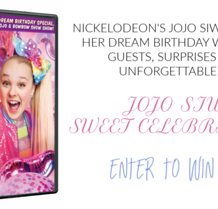 JoJo Siwa: Sweet Celebrations Giveaway