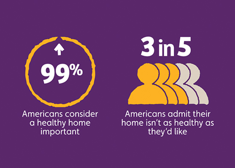 Easy Ways to Improve Your Home's Health