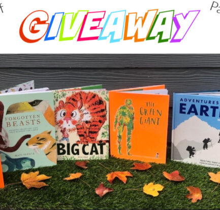 Give the Gift of Reading: Complete 6-Book Library of Pavilion Children's Books Giveaway