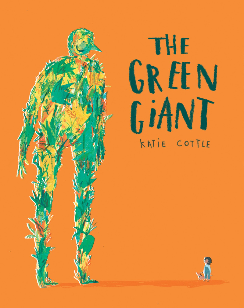 The Green Giant by Katie Cottle
