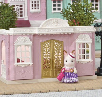 Calico Critters Town Series is the Perfect Gift This Holiday Season