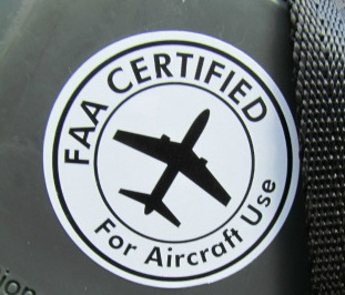 FAA-Approved Car Seat