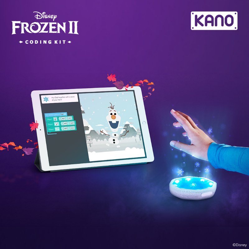 Best Frozen 2 Gifts this Holiday Season - Coding Kit