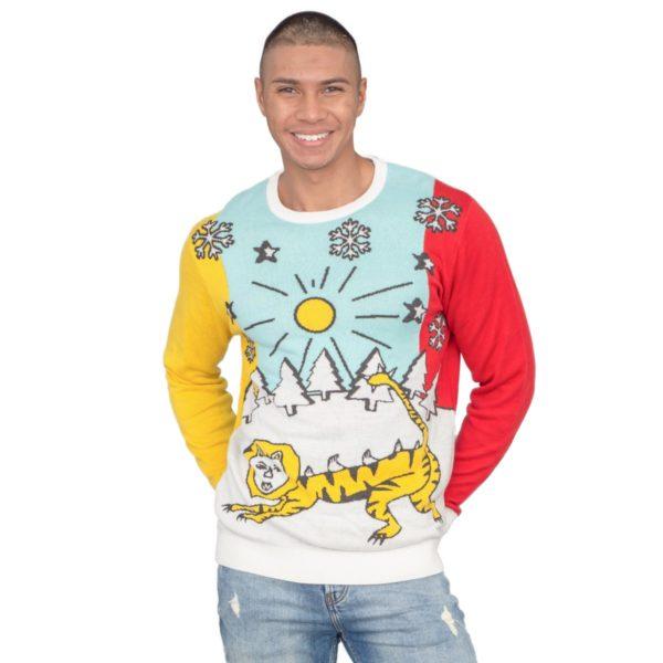 Napoleon Dynamite Liger Ugly Sweater