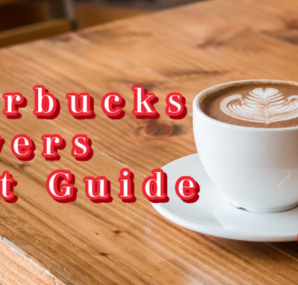 Starbucks Lovers Gift Guide