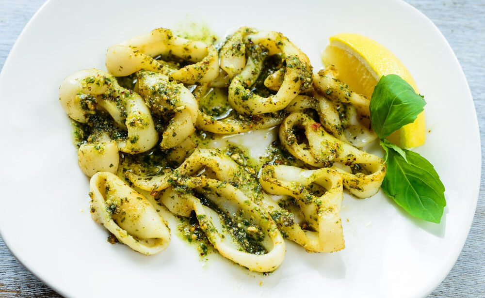 The Crazy Health Benefits of Calamari