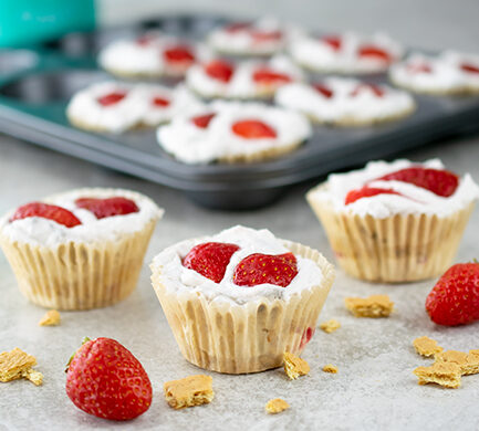 Kristoff Ice Box Cupcakes