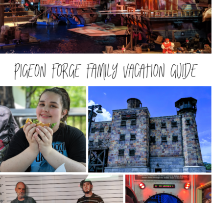 Pigeon Forge Family Vacation Guide