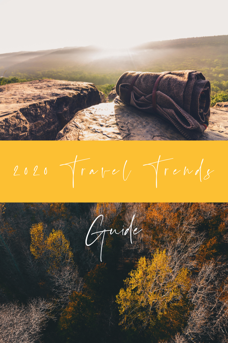 2020 Travel Trends Guide