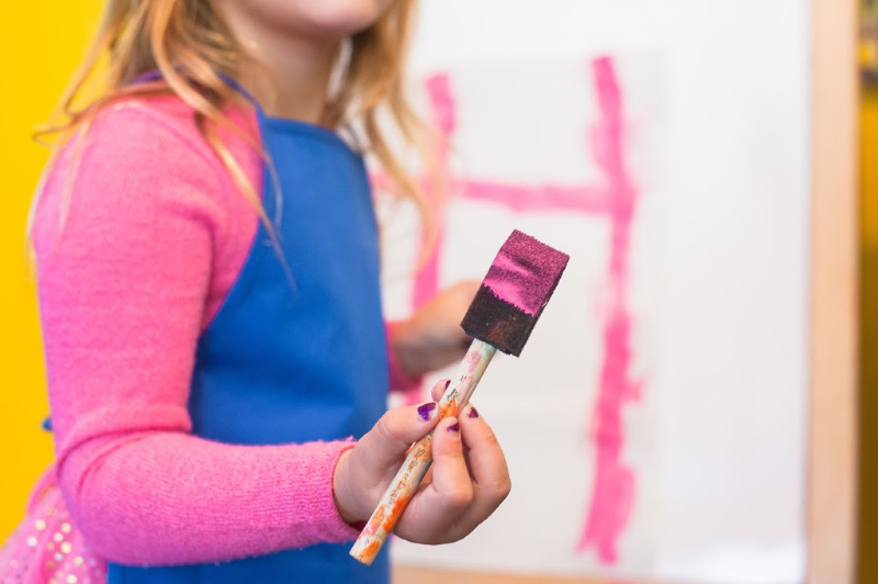 4 Family Fun Activities For When You Are Stuck Indoors - Draw and Paint