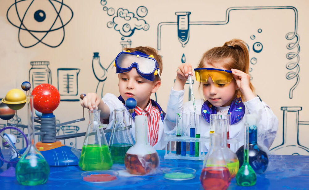 4 Family Fun Activities For When You Are Stuck Indoors - Science Experiments