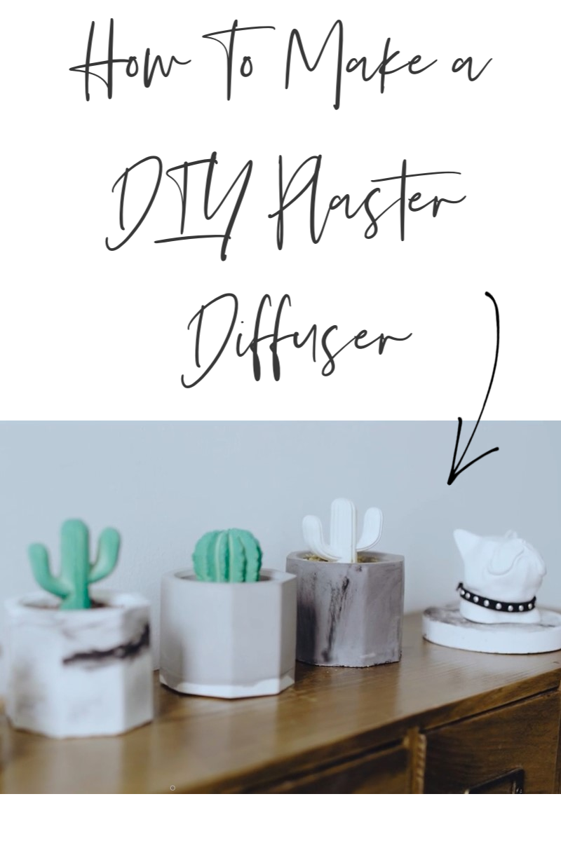 How To Make a DIY Plaster Diffuser