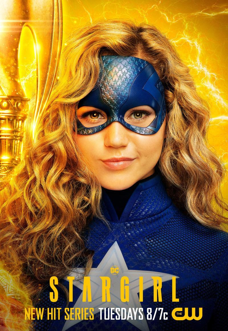 Family Ties Play a Big Role for Stargirl