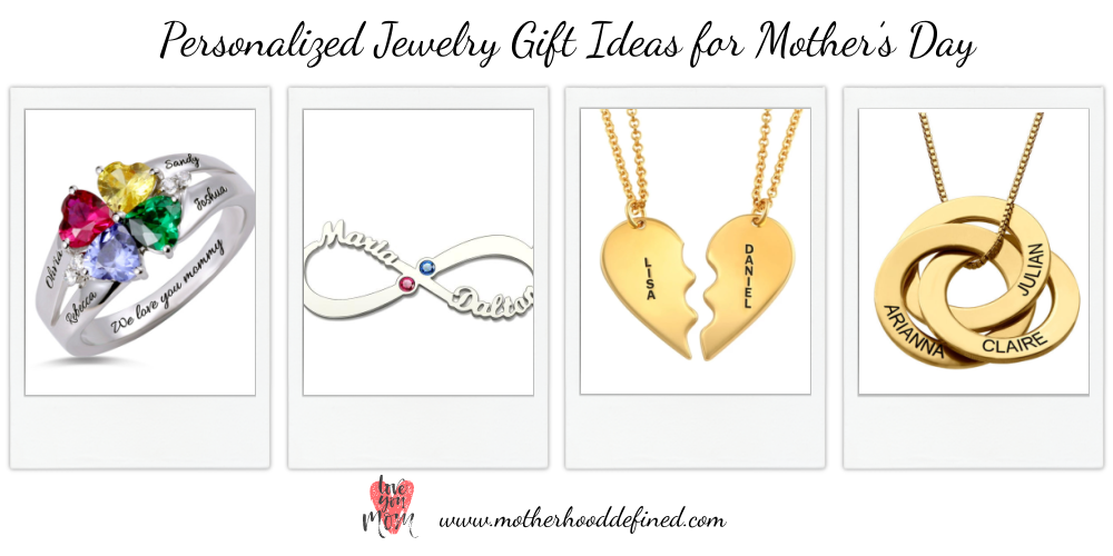 Personalized Jewelry Gift Ideas for Mother's Day