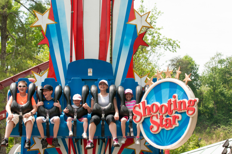 Dollywood is a Must-See When Visiting Pigeon Forge