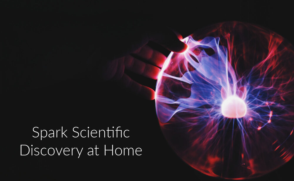 Spark Scientific Discovery at Home