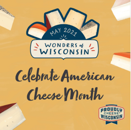 Wisconsin Celebrates Its 180th Cheesemaking Anniversary with Free Cheese