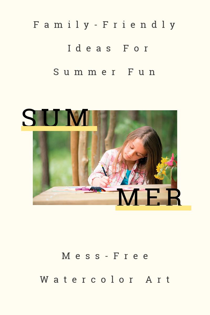 Family-Friendly Ideas For Summer Fun