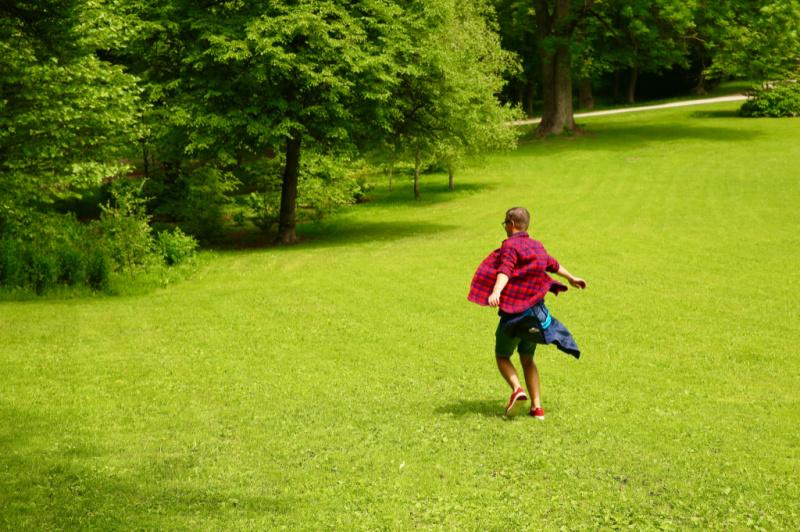 Family Friendly Activities In Dallas- Klyde Warren Park