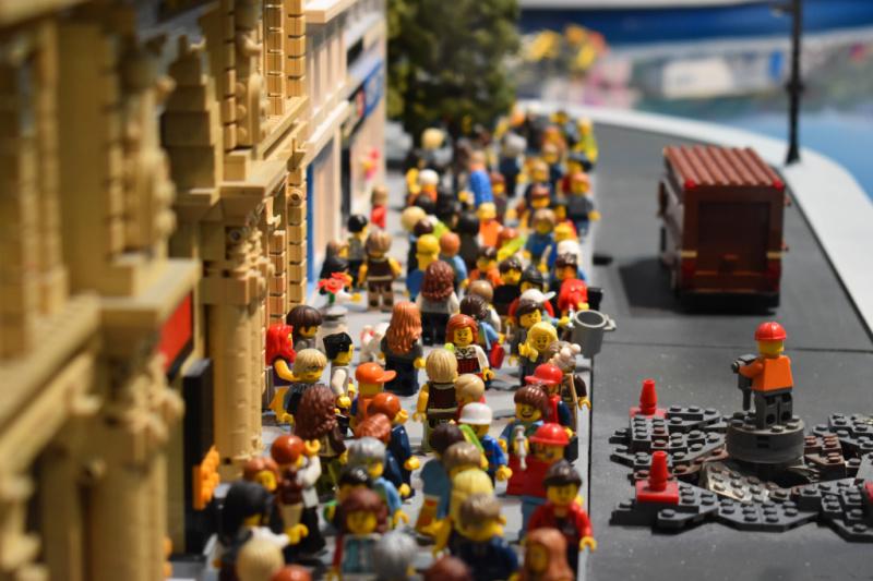 Family Friendly Activities In Dallas- Legoland