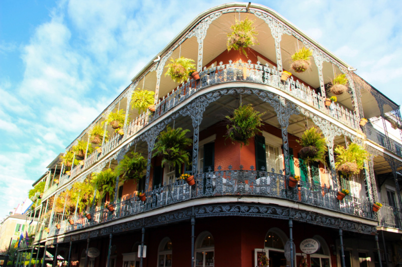 5 Destinations For Your Next Road Trip - New Orleans, Louisiana