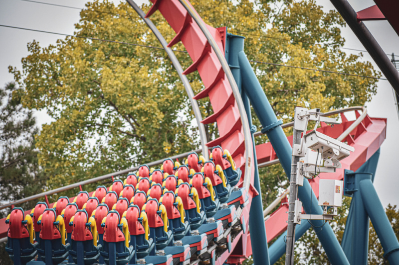 Family Friendly Activities In Dallas - Six Flags Over Texas