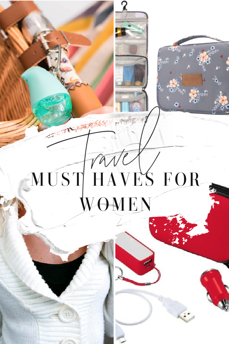 Travel Must Haves for Women