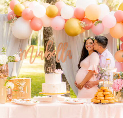 Baby Shower - An Emotional Moment for a Would-Be-Mom