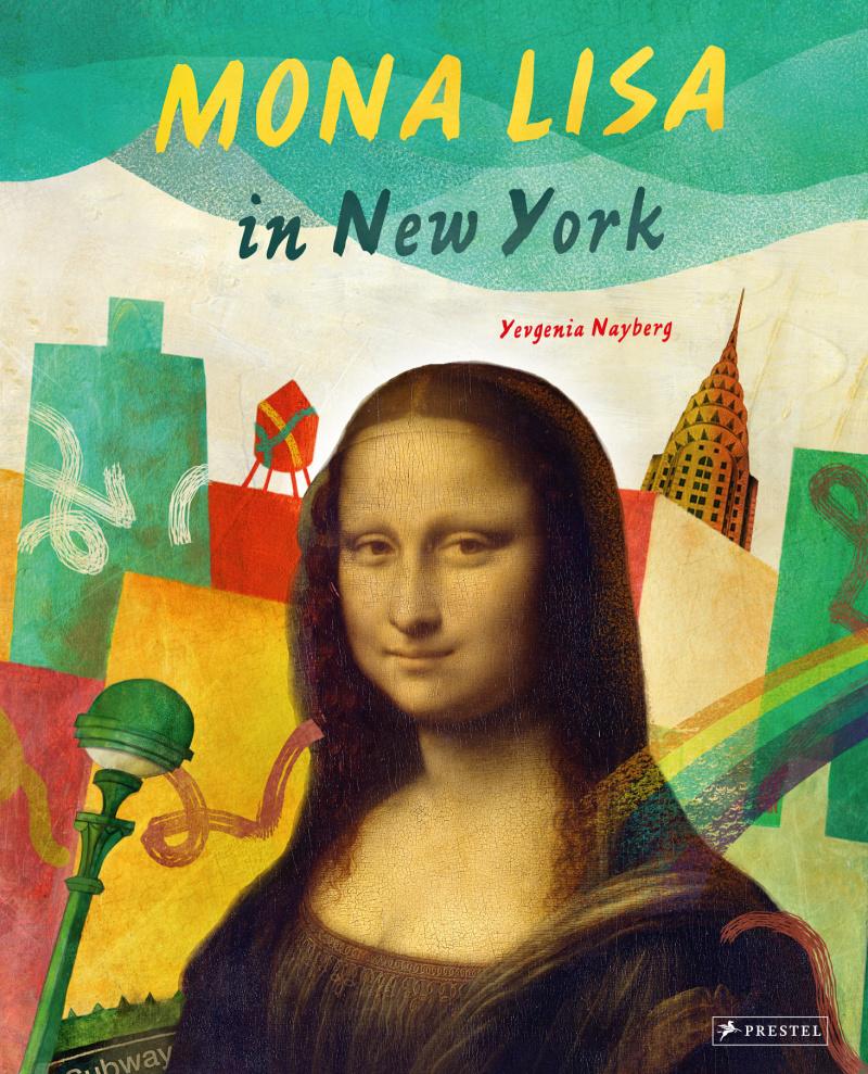 Mona Lisa in New York by Yevgenia Nayberg