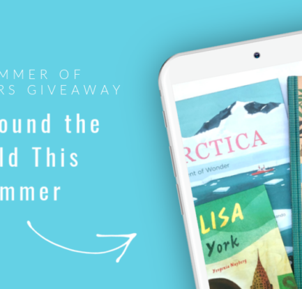 Go Around the World with the Kids Summer Travel Giveaway