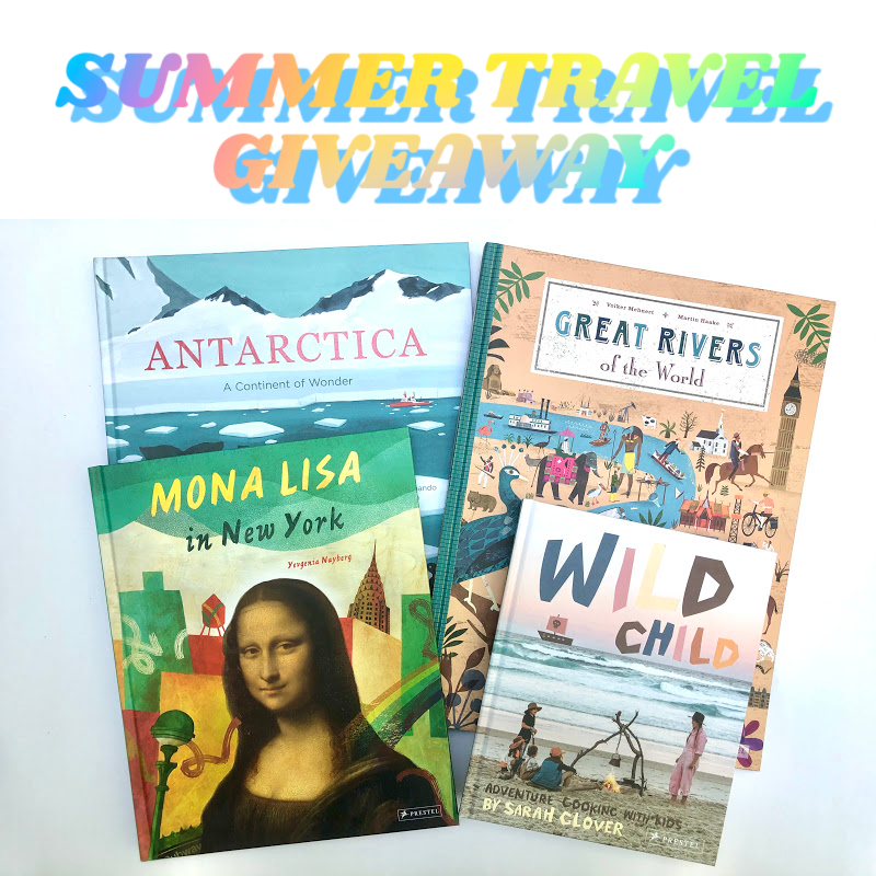Go Around the World with this Summer Travel Giveaway