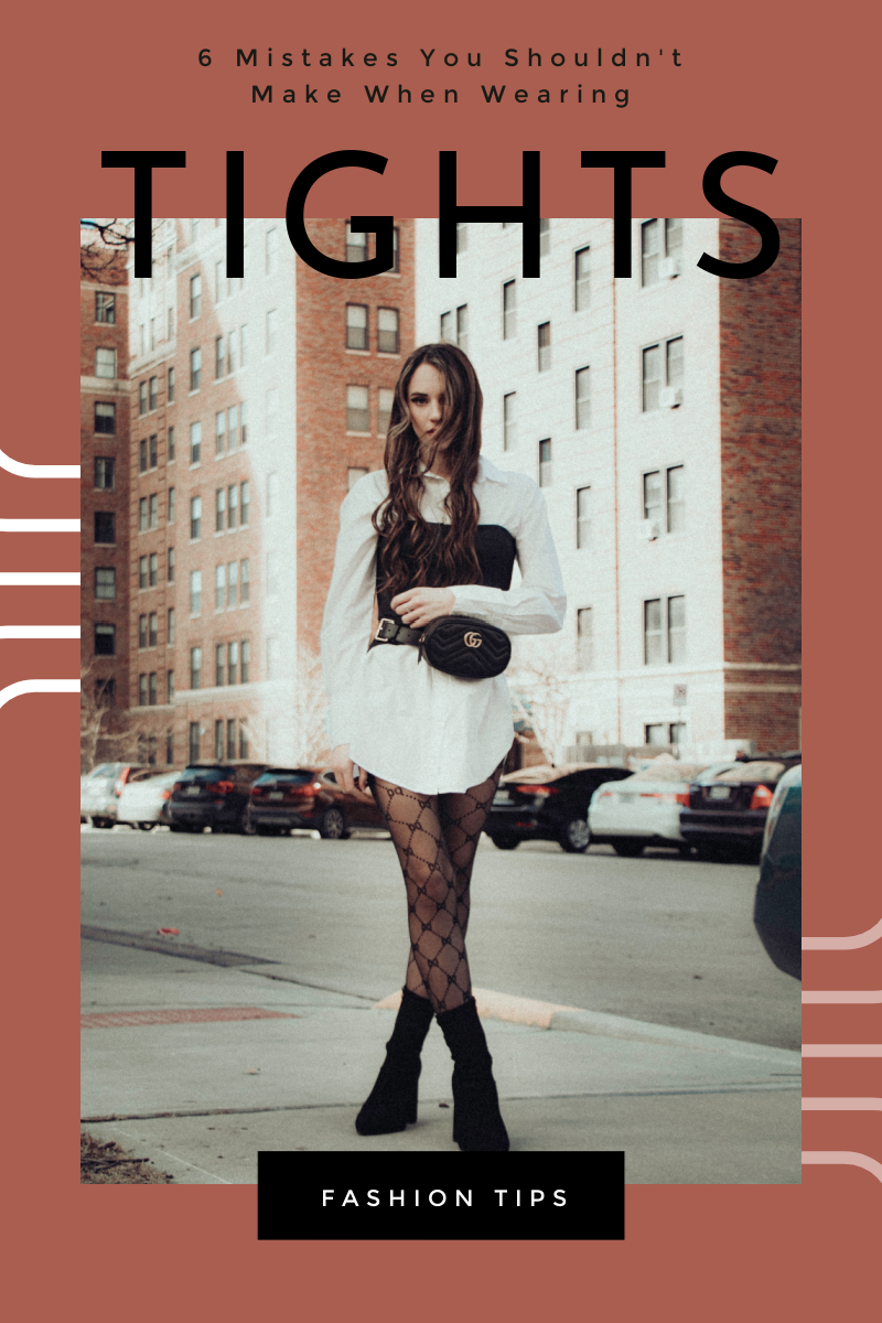 6 Mistakes You Shouldn't Make When Wearing Tights