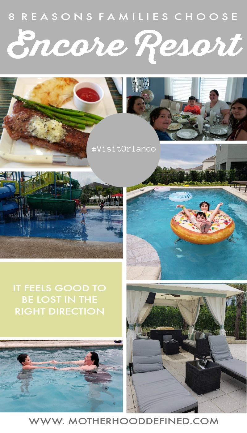 8 Reasons Families Choose Encore Resort