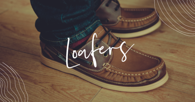 Our Favorite Footwear for Working From Home - Loafers